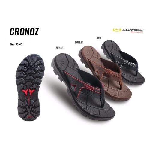 Foto Produk CONNEC CRONOZ Sendal Sandal Jepit Casual Pria Cowok MEN Original dari artatikashop