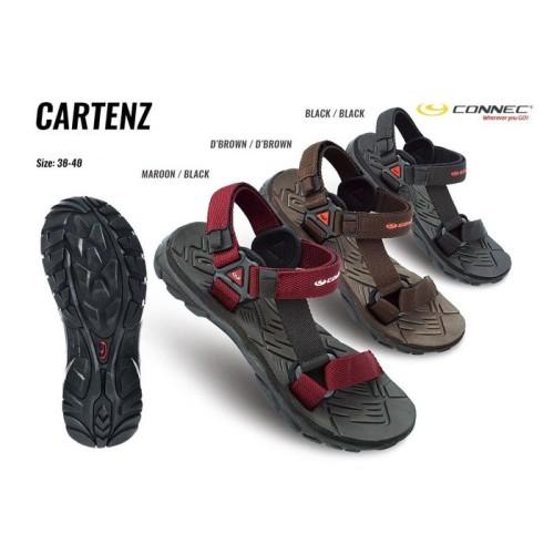 Foto Produk CONNEC CARTENZ Sepatu Sendal Sandal Gunung Hiking Pria Cowok ORIGINAL dari artatikashop