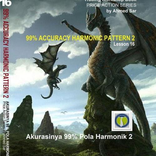 Foto Produk Buku Trading ke-16: 99% Accuracy Harmonic Pattern 2 dari FX University Asia