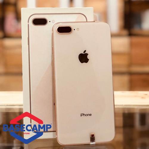 Jual Iphone 8 Plus 256gb Gold Second Original Kab Badung Sbasecamp Bali Tokopedia