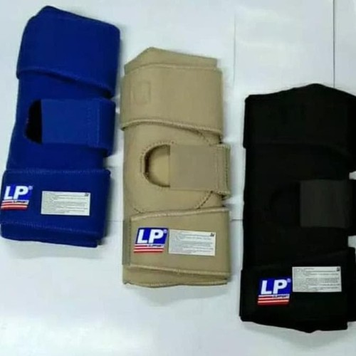 Foto Produk New Knee Support Decker Lutut Standard Open Patella One Size LP-758 dari Yunasri shop