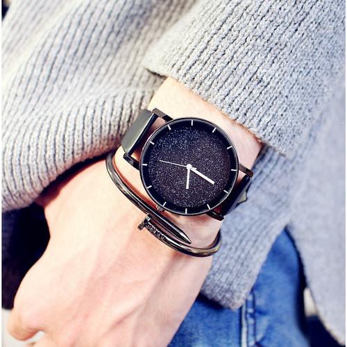 Foto Produk Jam Tangan SPACE Elegan Business Look Korea Fashion Mens Watch dari Tokopanorama.com