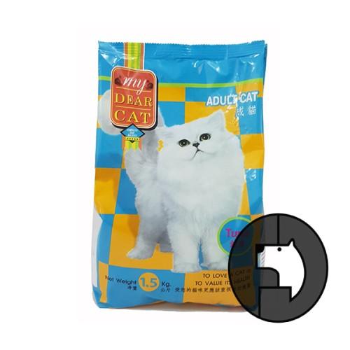 Foto Produk my dear cat 1.5 kg adult tuna dari F.J. Pet Shop