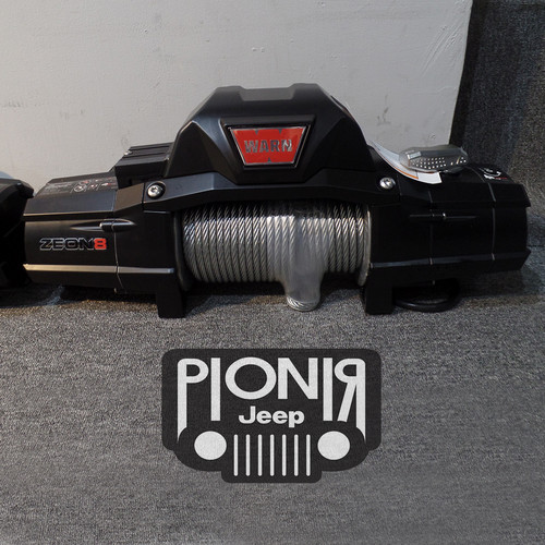 Foto Produk Winch Warn Zeon 8 Original USA dari PIONIR JEEP