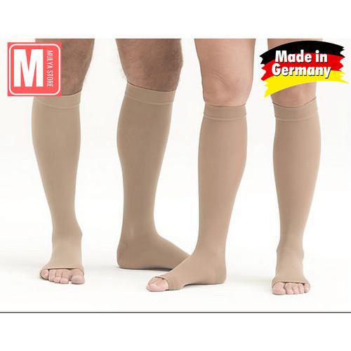Foto Produk Stocking Varises Bawah Lutut Buatan Jerman Mediven Plus Calf Open Toe - IV dari Mulya Store