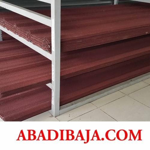 Foto Produk Atap Spandek Pasir dari ABADI BAJA
