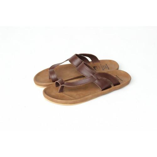 Foto Produk Sendal Kulit Cevany Flash Pria dari House Shoes