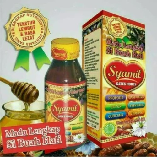 Foto Produk Madu Anak Syamil dari Zyfara Herbal
