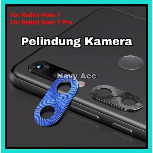 Foto Produk Pelindung Kamera Redmi Note 7 - Ring Camera Protector Redmi Note 7 dari Navy Acc