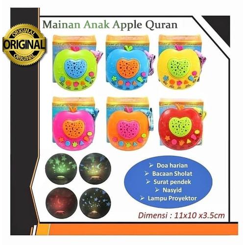 Foto Produk Apel learning QUR'AN / apel anak muslim learning quran murah - tanpa baterai dari EAZYTOYS