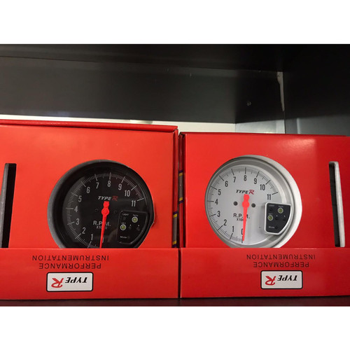 Foto Produk Tachometer Type R 7 Colour - Takometer RPM 5 inch 7 warna universal dari gubukmodifikasi
