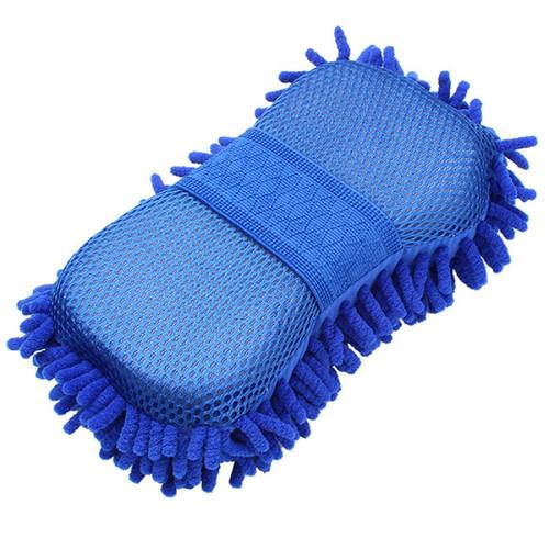 Foto Produk Lap Tangan Besar Microfiber Cendol Pembersih Kaca Mobil Motor Wash Wax dari lbagstore