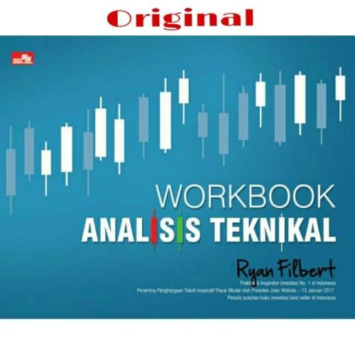 Foto Produk Workbook Analisis Teknikal Ryan Filbert Wijaya Penulis Buku Saham dari Showroom Books