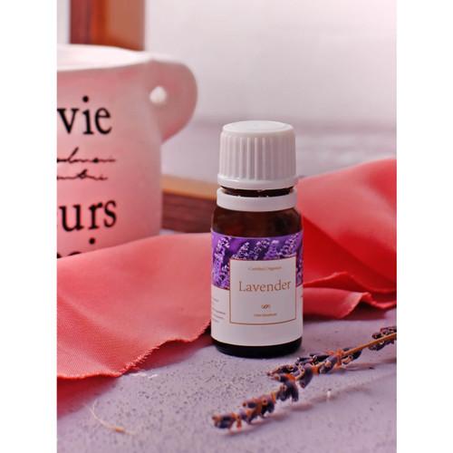 Foto Produk 10 ML Lavender Essential Oil Origin France - Relaxation Aroma Massage dari ourabotanicals
