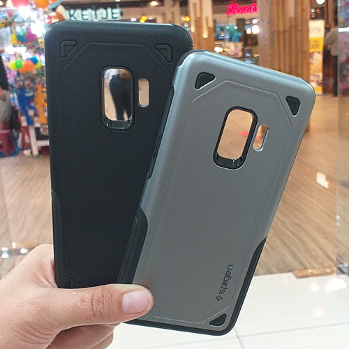 Foto Produk Backcase Samsung S9 Spigen Armor New Case Tebal Samsung dari casecollection