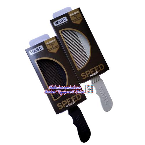 Foto Produk Sisir Wahl Speed Comb Original Sisir Gagang Wahl dari alat cukur rambut