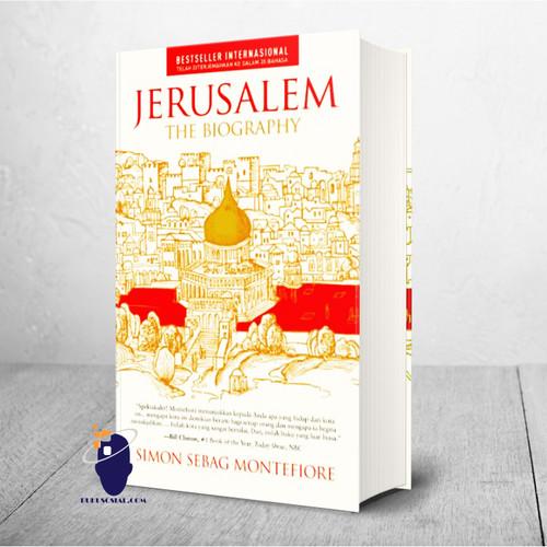 Foto Produk Jerusalem: The Biography (Hard Cover) dari Buku Sosial