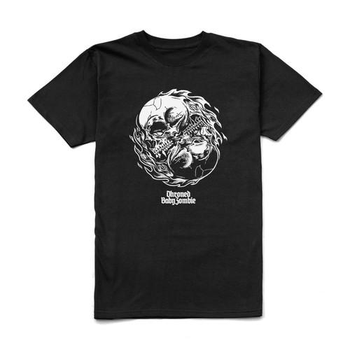 Foto Produk Forever Burn Forever (Dhroned x Baby Zombie) Tshirt dari Baby Zombie Co.