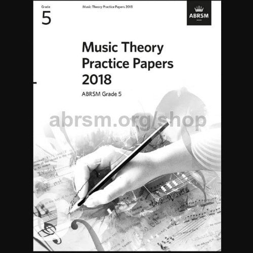 Foto Produk Music Theory Practice Papers/ Model Answers, ABRSM Past Paper Exam dari WoodenBox