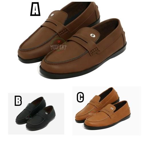 Foto Produk Sepatu Formal Pantofel Pria Moofeat Original dari D&G Store