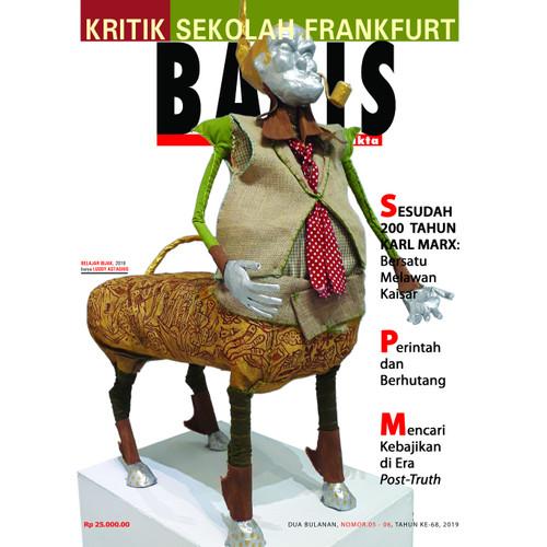 Foto Produk Majalah BASIS 05-06 2019 dari Toko Tjap Petroek