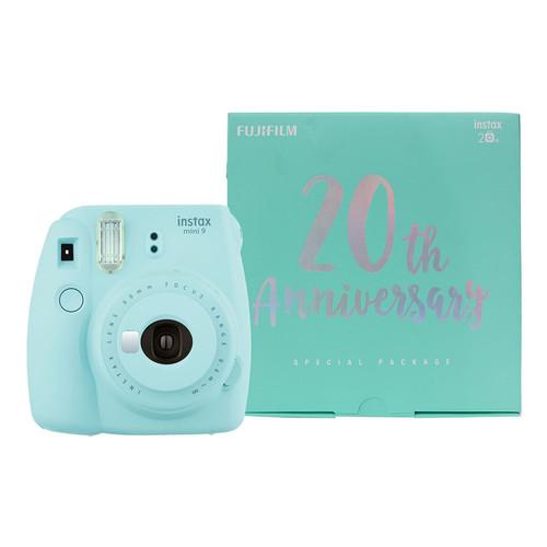 Foto Produk INSTAX MINI 9 + BOX 20TH ANNIVERSARY SPECIAL PROMO - Hijau Tosca dari Instax Official Store