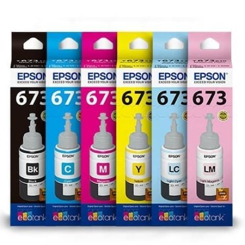 Foto Produk Tinta Epson L800/L1800 Original dari iqbal comp