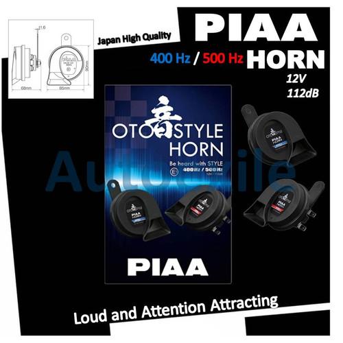 Foto Produk PIAA Oto Style Horn 12V Japan High Quality Klakson Keong Motor Mobil dari Autoexile