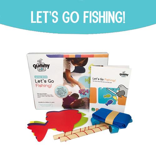 Foto Produk Let's Go Fishing! | GummyBox dari GummyBox