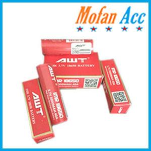 Foto Produk Baterai vape AWT - 3000 mAH - battery batre vapor dari mofan accesories