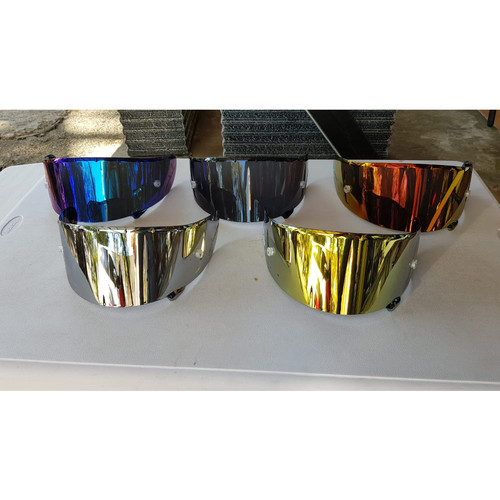 Foto Produk VISOR IRIDIUM SHOEI X14 AFTER MARKET |SHOEI X14 | VARIASI dari GlintzGarage