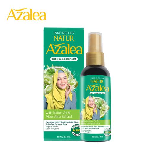 Foto Produk Azalea Hair Hijab Mist 80 ML dari AZALEA OFFICIAL STORE