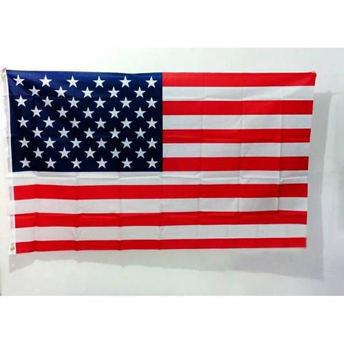 Foto Produk Bendera Amerika Import Ukuran Besar dari Susan Shop