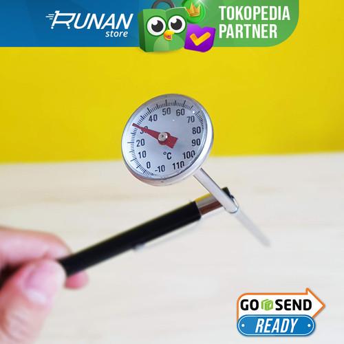 Foto Produk Thermometer Susu - Termometer Kopi Barista Air Masak teko Gooseneck dari Runan Store