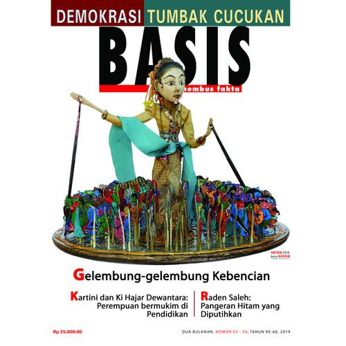 Foto Produk Majalah BASIS 03-04 2019 dari Toko Tjap Petroek