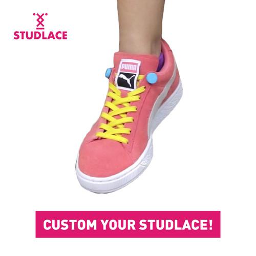 Foto Produk STUDLACE Tali Sepatu Elastis Custom Praktis dari INFIA MARKET ID