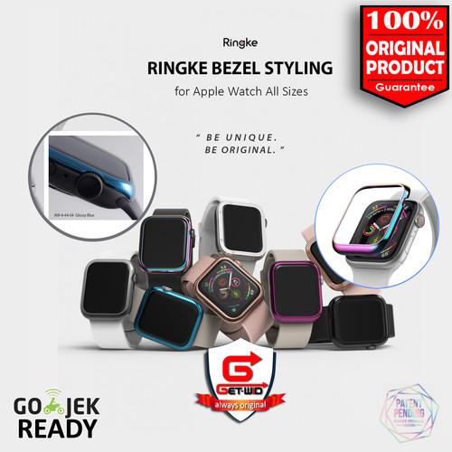 Foto Produk Ringke Bezel Styling Apple Watch 1 2 3 4 Case dari GET-WID Official