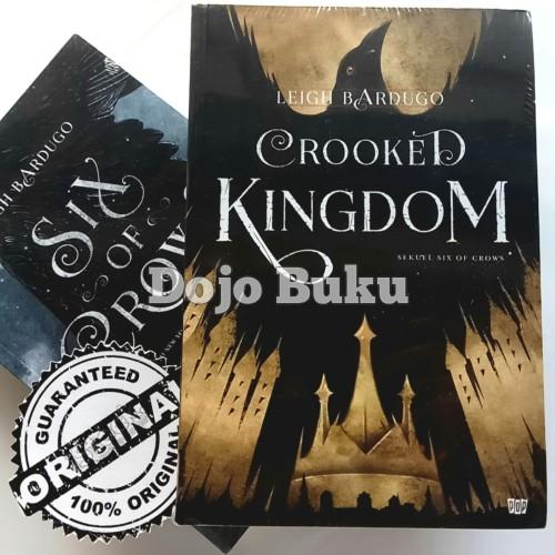 Foto Produk Crooked Kingdom ( Six of Crows 2 ) by Leigh Bardugo dari Dojo Buku