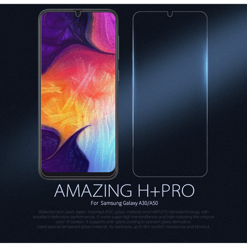 Foto Produk Nillkin Tempered Glass Anti Explosion H+ Pro Galaxy M30s/M30/A50/A50s dari unomax