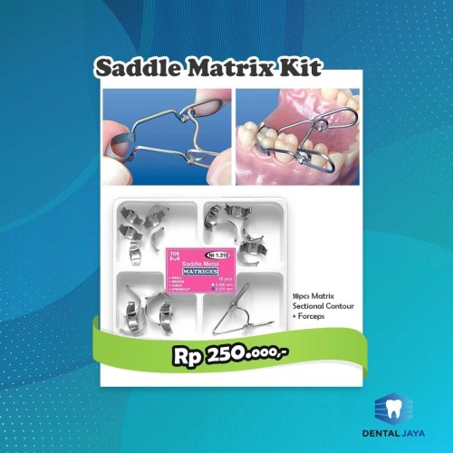 Foto Produk Saddle Matrix Kit dari Dental Jaya