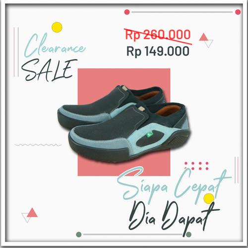 Foto Produk Sepatu Casual Pria Cuci Gudang Kulit Asli CS153 dari FORDZA Shop
