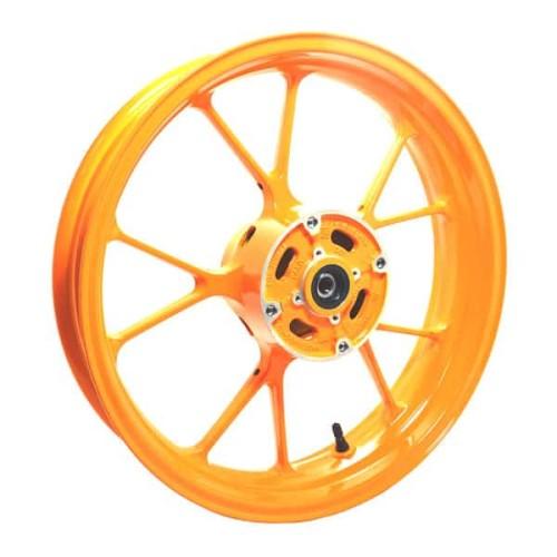 Foto Produk Velg Belakang Orange CBR 150R K45G K45N dari Honda Cengkareng