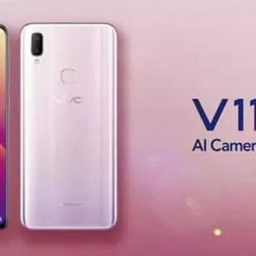 Foto Produk VIVO V11 i (New V11i Ram 4/64 GB) GARANSI RESMI 1 TAHUN - PINK / ROSE dari aguston makmur