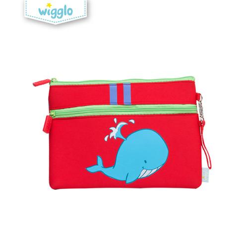 Foto Produk Wigglo Neoprene Pouch Whale dari Wigglo Indonesia