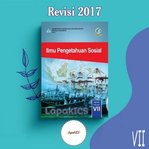 Foto Produk Buku IPS Ilmu Pengetahuan Sosial SMP Kelas 7 Revisi 2017 2018 dari Hijau TuppyOn