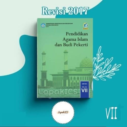 Foto Produk Buku PAI Pendidikan Agama Islam SMP Kelas 7 Revisi 2017 2018 dari Hijau TuppyOn