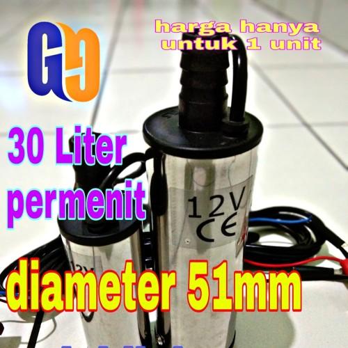Jual Pompa Air Dc Pompa Celup Mini Diesel Pump Submersible 51mm Jakarta Barat Gg Outlet Tokopedia