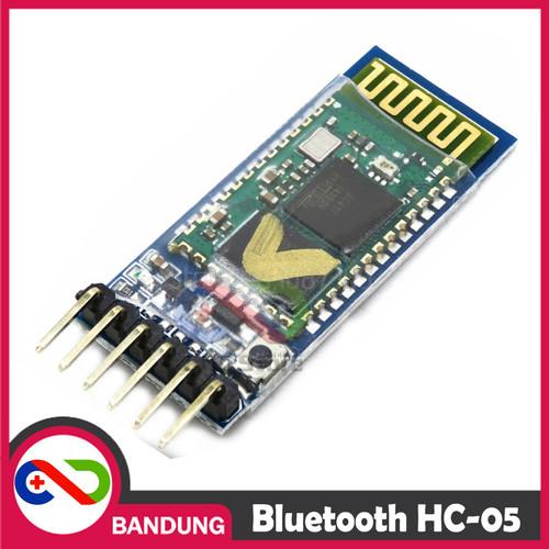Foto Produk [CNC] HC-05 HC05 BLUETOOTH TRANSCEIVER MODULE FOR ARDUINO UNO MEGA dari CNC STORE BANDUNG