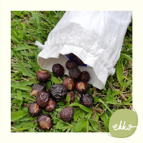 Foto Produk Lerak / Soapnut (Soapberries / Soapnuts / Klerak Detergen Zero Waste) dari Ekko Store