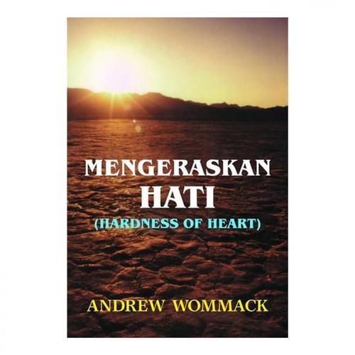 Foto Produk Buku Mengeraskan Hati - Andrew Wommack dari 180 christian store